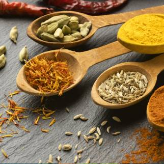 Natural Healthy Spices and Masalas